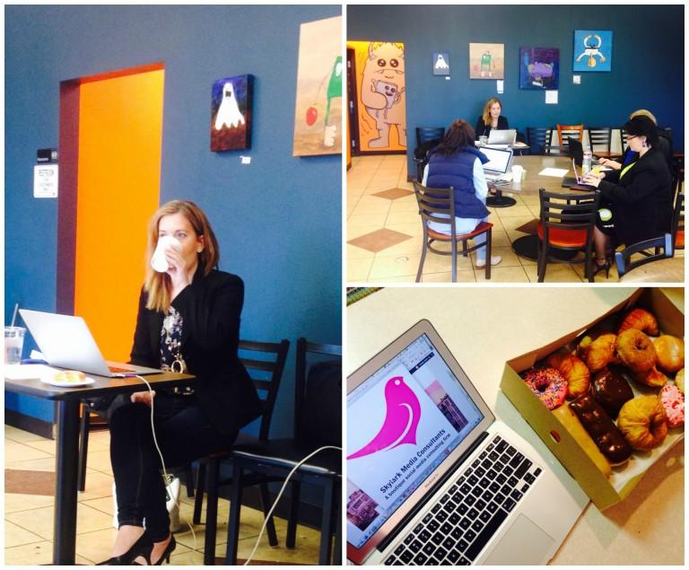 Social media workshop in Las Vegas